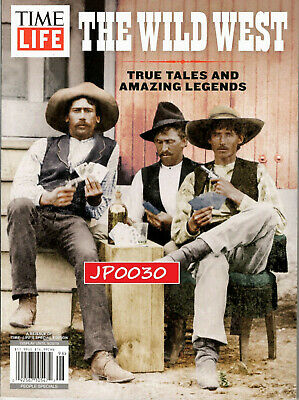 Time Life Special 2019, The Wild West, New/Sealed, Reissue