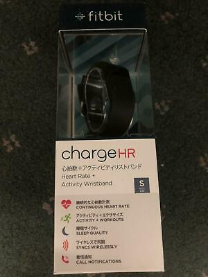Fitbit Charge HR Activity Fitness Tracker Wristband Band Watch Heart Rate Sensor