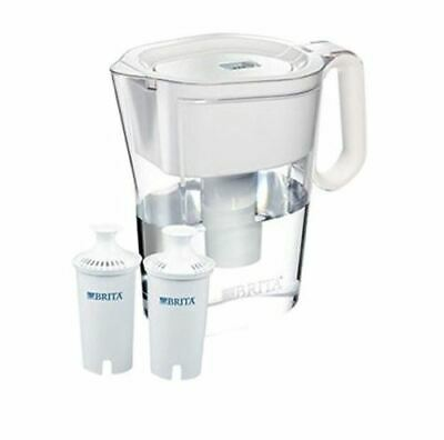 PRE2 Brita Water Filtration System Wave Pitcher w/ 10 Cup Capacity no box n.f
