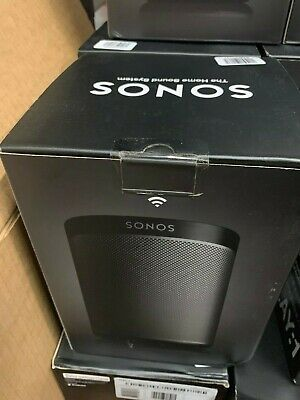 NEW Sonos Play:1 All-In-One Compact Wireless Music Streaming Speaker