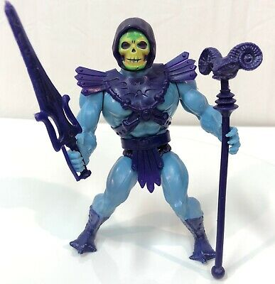 Masters of the Universe SKELETOR Complete He-Man Mattel 1982