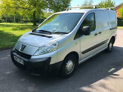 Peugeot Expert 1.6HDi 90 L1 H1 ( 2.86t ) Full window cleaning set up