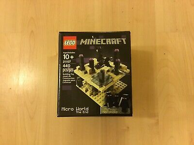 Lego Minecraft 21107 Micro World The End Instructions