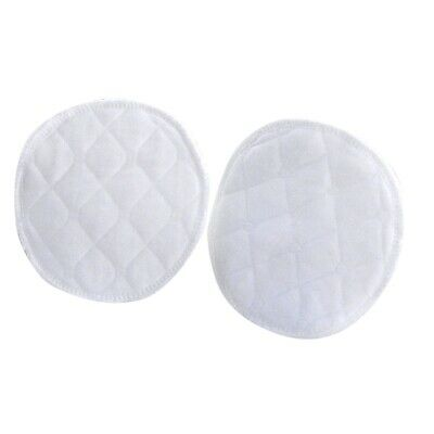 10X(12pc Pregnant Women Soft And Breathable Baby Breastfeeding Pad Stickers 4F5)