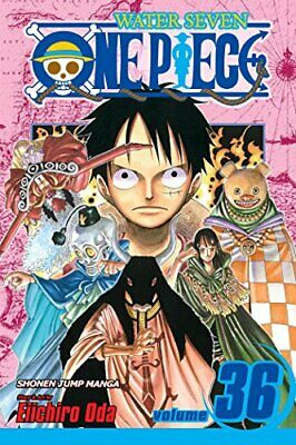 One Piece Volume 36 by Oda, Eiichiro Paperback Book The Cheap Fast Free Post