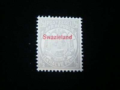 Swaziland Scott #9 Mint Never Hinged O.G. $17.00 MNH Nice!!