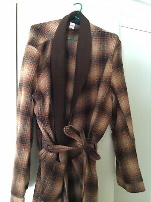 Vintage Onkaparinga Dressing Gown Size 110cm XXL In Good Condition With Cord