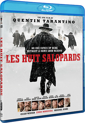 [Blu-ray]  Les 8 Salopards ( les huit ) [ Quentin Tarantino ]  NEUF cellophané