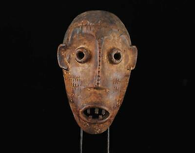 Antique african tribal masks vintage African mask African statuean Congo