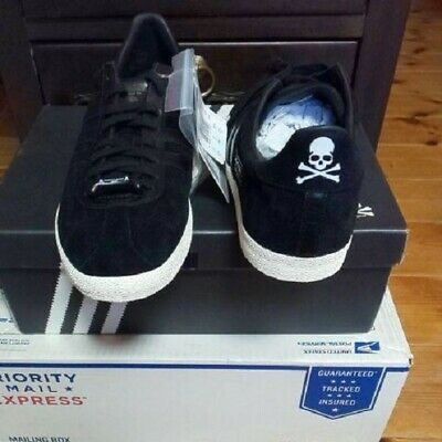 c46e187bd Adidas x Mastermind Japan GAZELLE OG MMJ Shoes Size 10.5 New with Box from  Japan