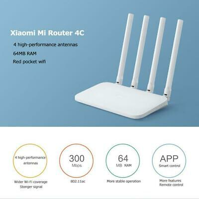 Neu Xiaomi WiFi Router 4A 4 Antenna 2.4G 5GHz 1167Mbps WiFi Network Repeater