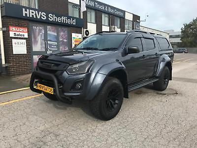Isuzu D-Max Arctic Truck At35 !! The Ultimate Pick Up Truck Hrvs Sheffield