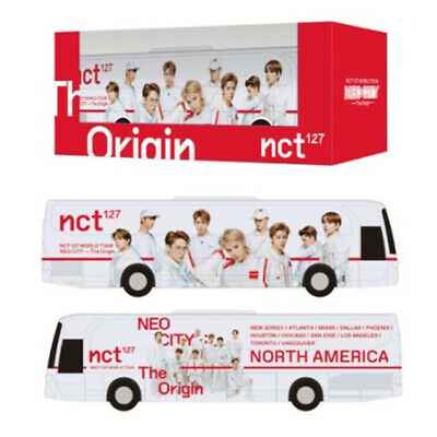 [Pre-Order] SM TOWN NCT 127 1st Tour [NEO CITY- The Origin] MINIATURE TOUR BUS