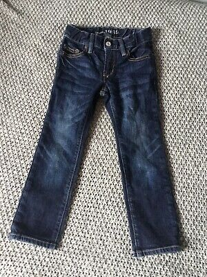 GAP KIDS 1969 -  BLUE DENIM JEANS - SIZE:5 REGULAR - SKinny