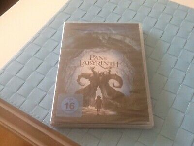 Dvd Pans Labyrinth - Guillermo Del Toro ***** Neu *****