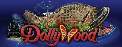Dollywood Theme Park Tickets - 4 for $229