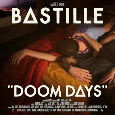 Bastille - Doom Days CD NEU OVP
