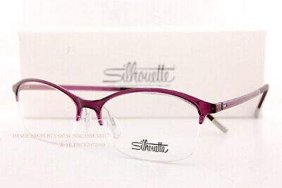 Lunettes 52 Spx 1560 Léger Tortue 130 6111 Neuf 14 Silhouette 20 PXZTkiuO