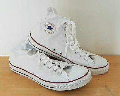 ORIG. CONVERSE CHUCKS All Star Herren- Damenschuhe high Gr 42,5 UK 9 ...