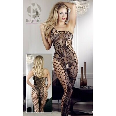 Catsuit ouvert bodystocking hot catsuit body sexy shop lingerie intimo Qualità