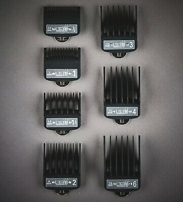 Wahl / Babyliss Pro LEGEND For Hair Full Set  Premuim Guards UK Brand 🇬🇧