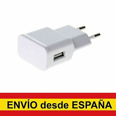 Cargador de pared 2A USB adaptador corriente para smartphone tablet Ipad