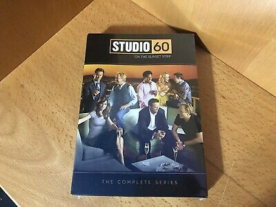 Studio 60 on the Sunset Strip: The Complete Series (DVD, 2007) - NEW SEALED