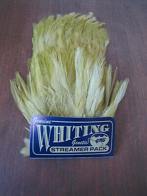 Fly Tying-Whiting Farms Streamer Pack Dark Olive