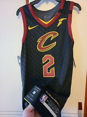 san francisco 123b6 2b48f COLLN SEXTON 2018-19 Cleveland Cavaliers Nike Rookie Authentic Jersey Size  44+2