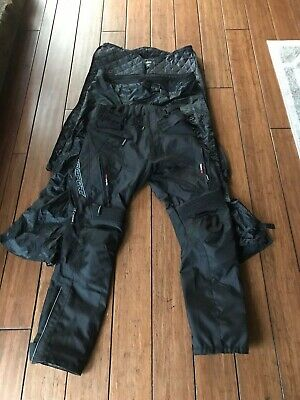 f90f408f AGV SPORT WILLOW Perforated Leather Pants - $100.00 | PicClick