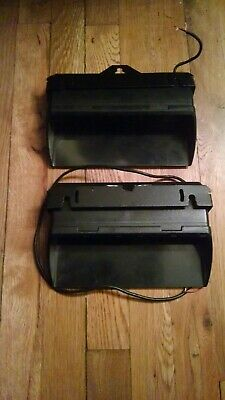 Pair of Federal Signal Viper S2 R/B - Used and work great!!!