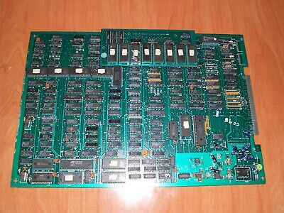 Championship V'Ball Technos - JAMMA Bootleg Working Arcade PCB Video Game Board
