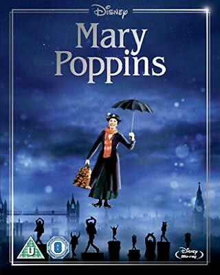 Mary Poppins 50th Anniversary Edition [Blu-ray] [Region Free] - DVD  JGVG The