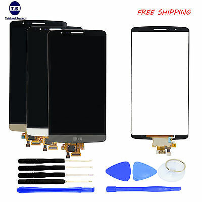 LCD Screen Display + Digitizer Touch+Tools For LG  G3 D850 D851 D855 VS985 LS990