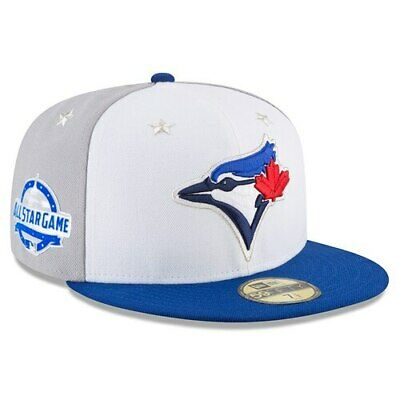 cheap for discount 9a4d7 313b0 Toronto Blue Jays New Era 2018 MLB All-Star Game On-Field 59FIFTY Fitted