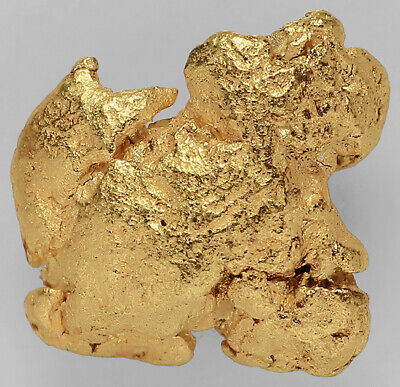 0.3117 Gram Alaska Natural Gold Nugget  ---  (#39892) - Alaskan Gold Nugget