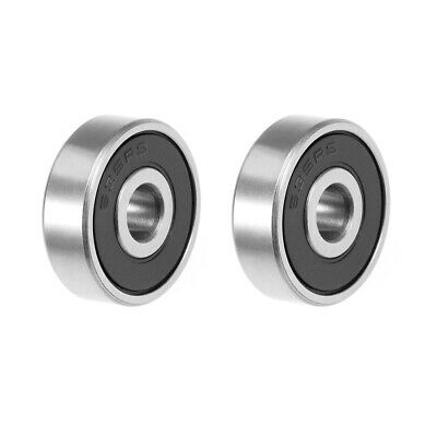 635-2RS Ball Bearing 5x19x6mm Double Sealed ABEC-3 Bearings 2pcs