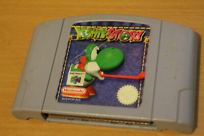 Yoshi's Story (N64) [PAL] - WITH WARRANTY - Yoshis