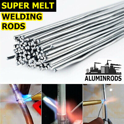 DuraWeld™ Super Melt Welding Rods Electrodes Silver Alumifix Flux Cored Low Temp