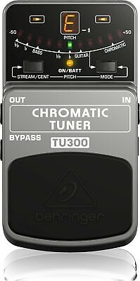 Behringer TU300 Chromatic Guitar/Bass Tuner