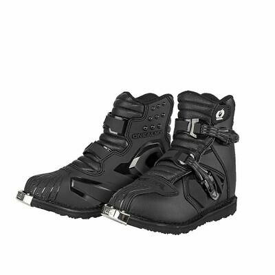 Oneal Motocross Stiefel Rider SHORTY MX Enduro ATV Quad Boots schwarz Gr. 41