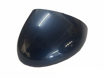 VAUXHALL INSIGNIA PASSENGER SIDE N//S 22W KNIT BLUE DOOR WING MIRROR COVER