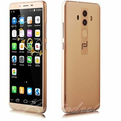 """5.5"""" Touch Quad Core Android 8.0 Mobile Cell Phone Unlocked Smartphone Dual SIM"""