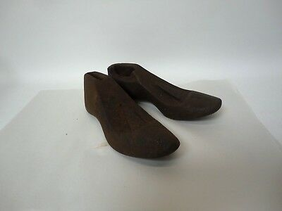 Vintage Metal Cast Iron Shoe Last Collectable F