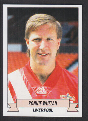 Panini - Football 93 - # 116 Ronnie Whelan - Liverpool