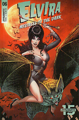 Elvira: Mistress of the Dark Nr. 6 (2019), Variant Cover Royle, Neuware, new