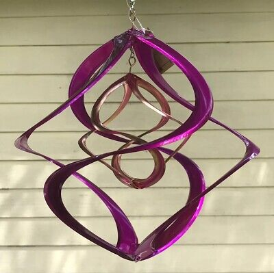 Cosmix Copper Wind Spinner Metal 14 L 3 Color Combo Choices