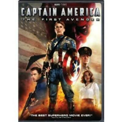 Captain America: The First Avenger DVD Highly Rated eBay Seller, Great Prices
