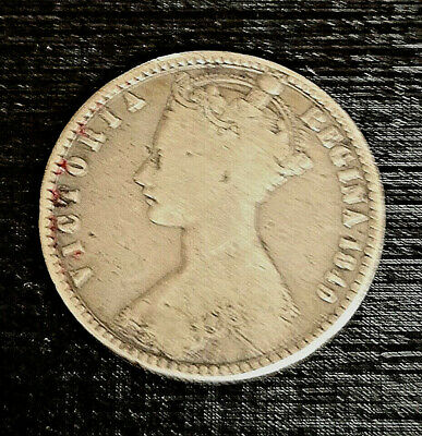 1849 Royal Mint Solid Silver Florin Old Antique Coin Victorian Queen Victoria UK