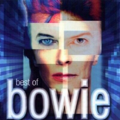 David Bowie : Best Of Bowie (USA) CD Highly Rated eBay Seller, Great Prices